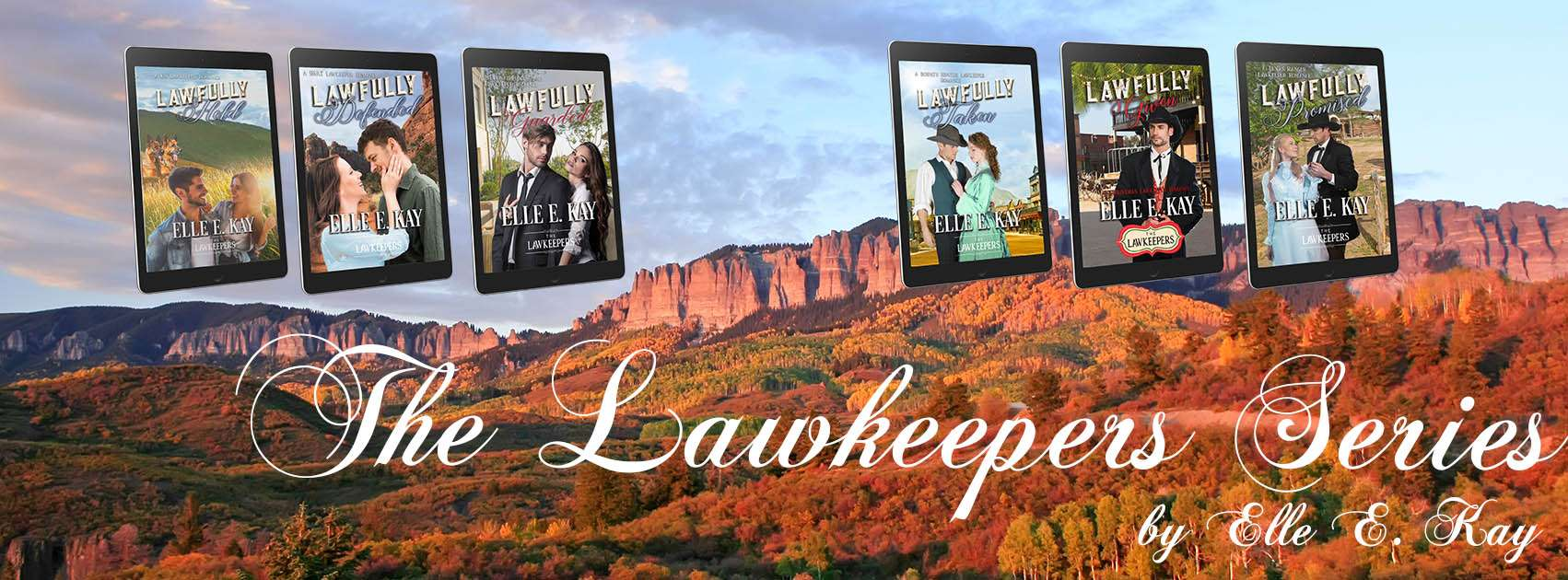 The Lawkeepers Series